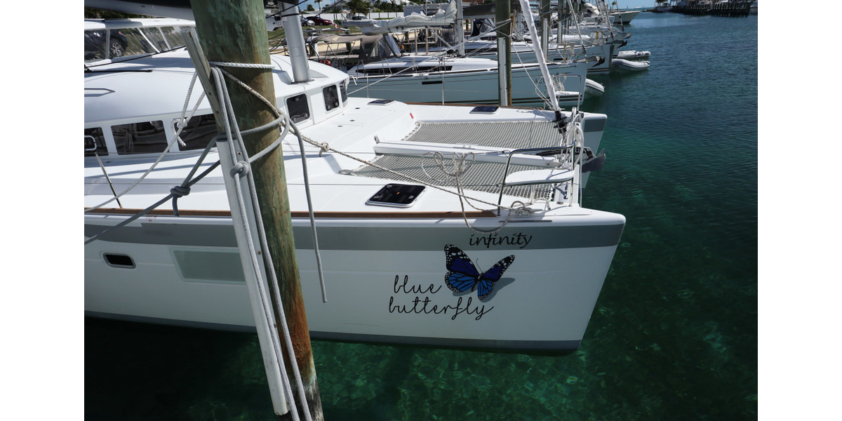 Xl 1200 blue butterfly hull
