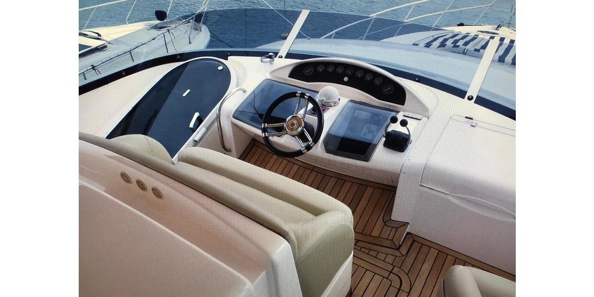 Xl 1200 fairline 60   boss  5