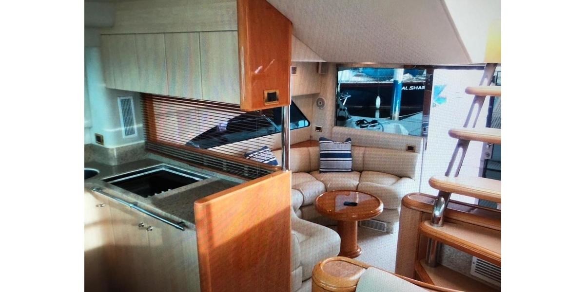 Xl 1200 fairline 60   boss  8
