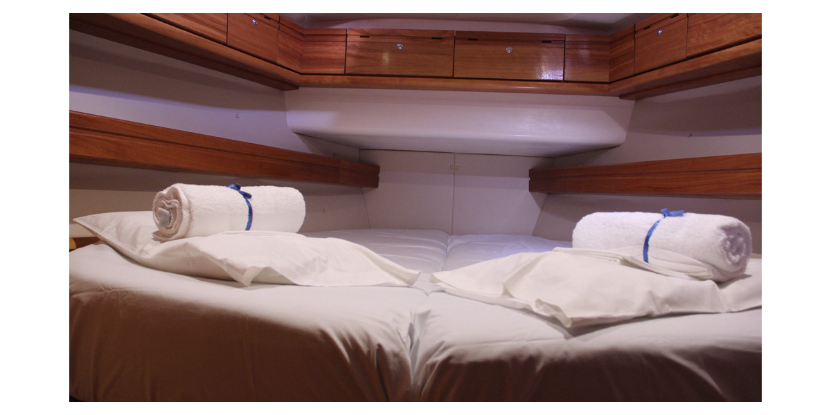 Xl 1200 sea perk master cabin