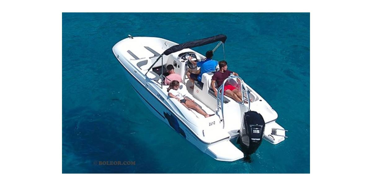 Xl 1200 b600 bayliner element e6 mallorca  boleor.com  01b