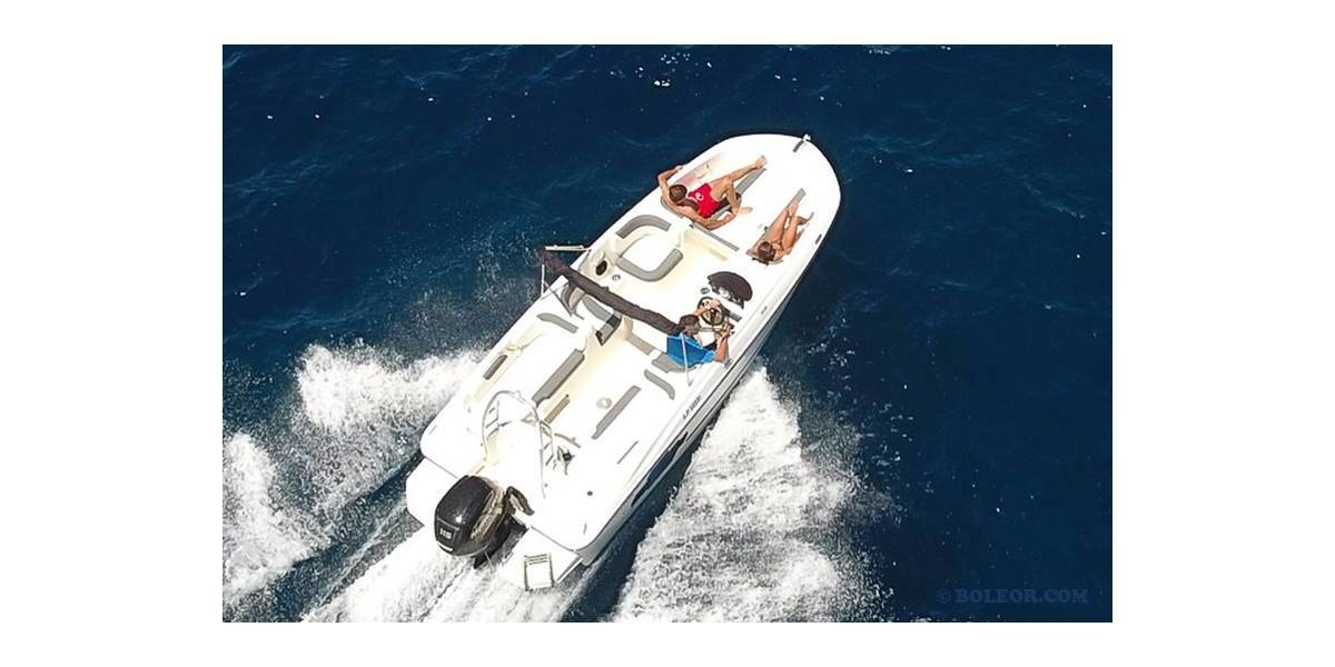 Xl 1200 b600 bayliner element e6 mallorca  boleor.com  06b