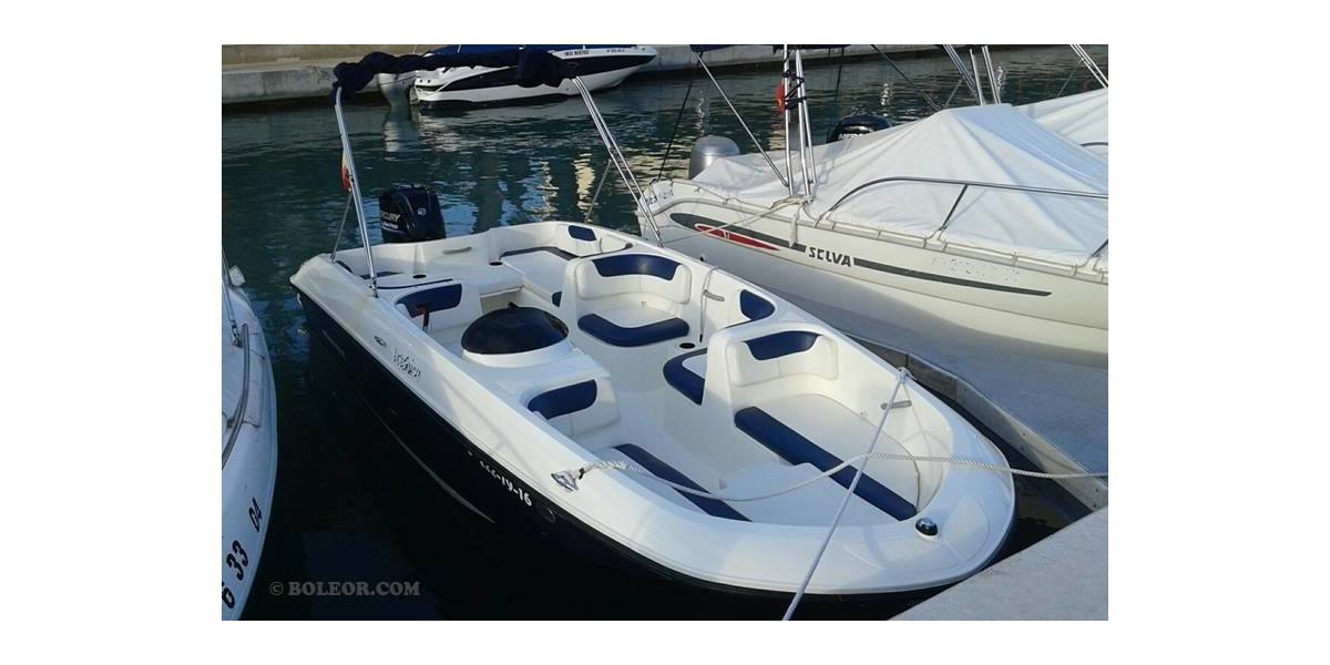 Xl 1200 b600 bayliner element e6 mallorca  boleor.com  09b