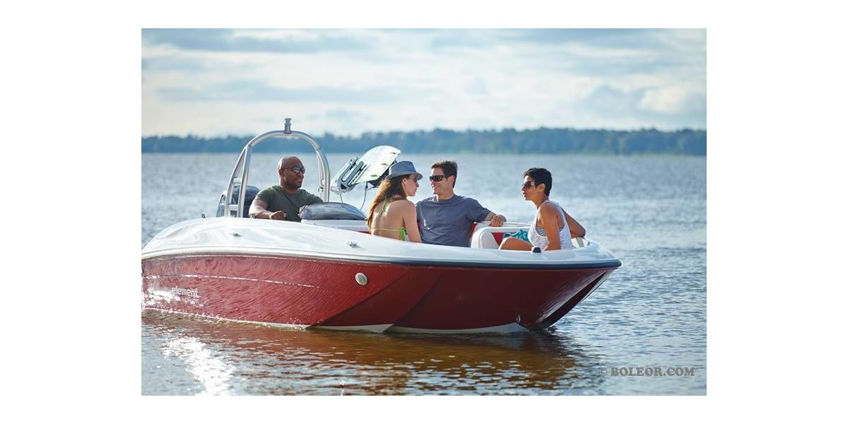 Xl 1200 b600 bayliner element e6 mallorca  boleor.com  10b