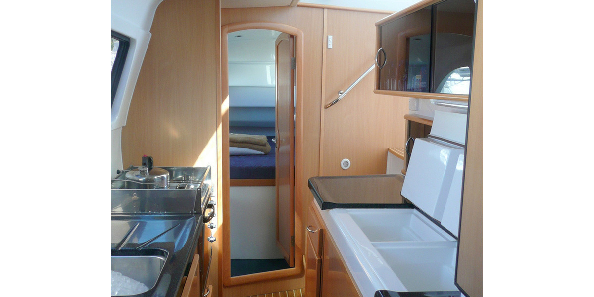 Xl 1200 yaminda seawind 1160 kitchen