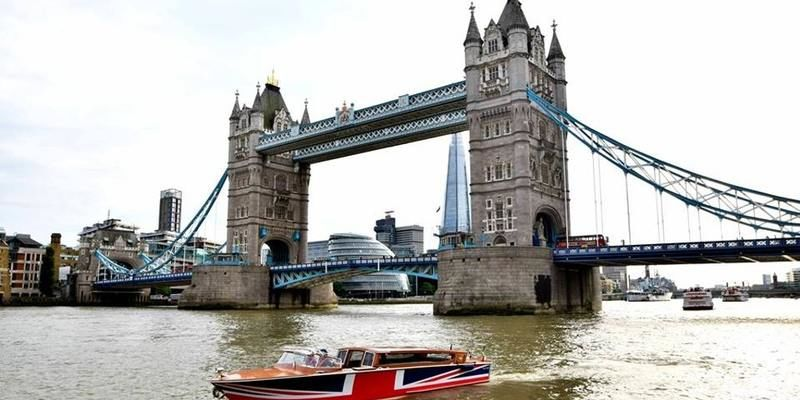 Md 800 london landmarks tower bridge boat expereince