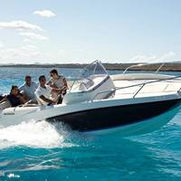 Avatar q605 quicksilver activ 605 sundeck mallorca  boleor.com  02 sea without roof b